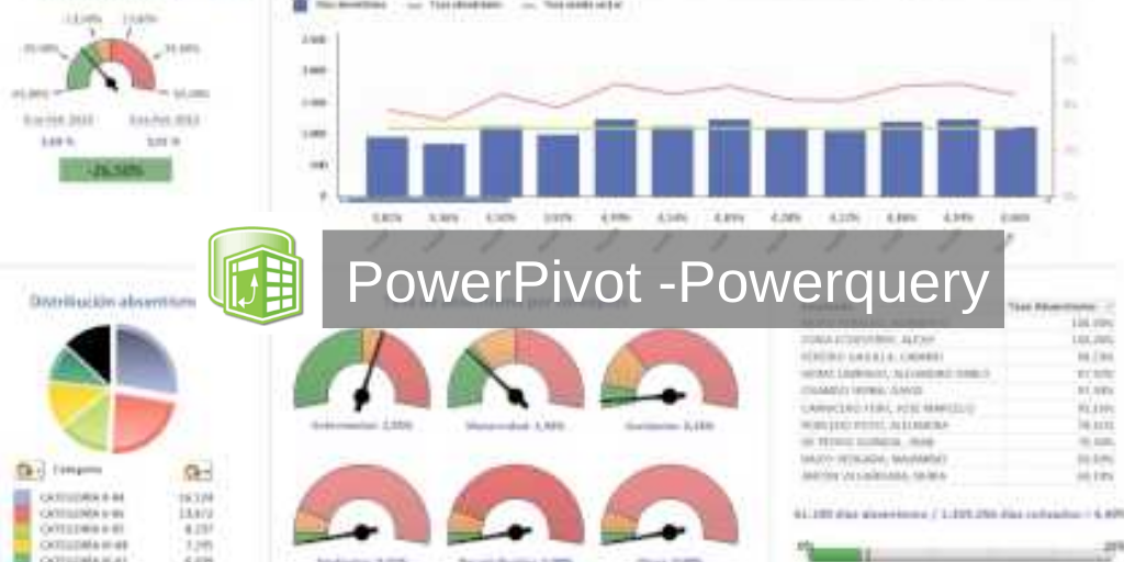 POWERPIVOT -POWERQUERY